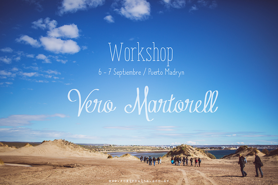Workshop Vero Martorell